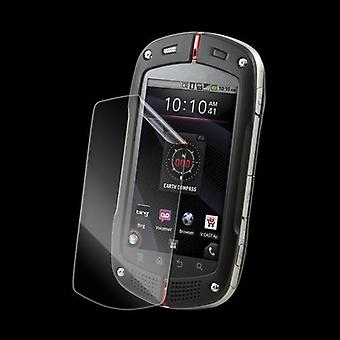 ZAGG - invisibleSHIELD Screen Protector for Casio Gzone Commando