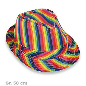 Regenboog Hat Rainbor Trilby
