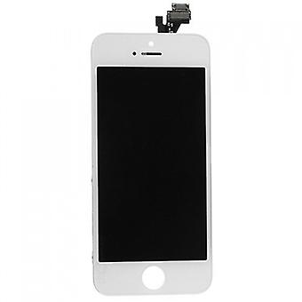 Stuff Certified ® iPhone 5 Screen (LCD + Touch Screen + Parts) AA + Quality - White