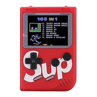 Retro Handheld game console with 168 8-Bit Games
