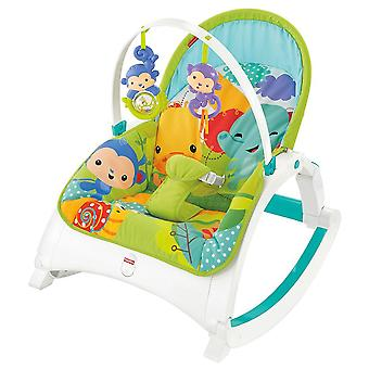 Fisher-Price Newborn do Toddler Rocker