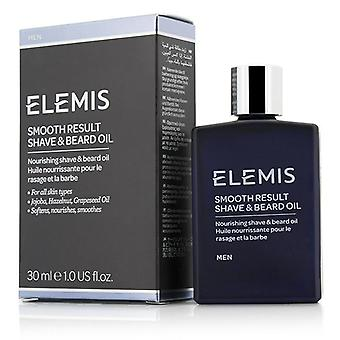 Elemis Smooth Result Shave & Beard Oil - 30ml/1oz
