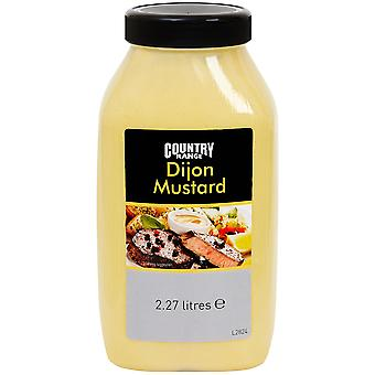 Land Auswahl Dijon-Senf