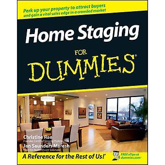 Home Staging For Dummies av Christine Rae - Jan Saunders Maresh - 978