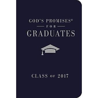 God's Promises for Graduates - Class of 2017 - Navy - New King James Ve