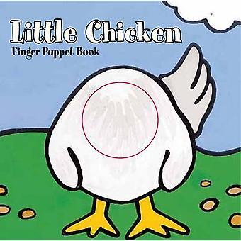 Pequeño libro de pollo dedo títere por imagen libros - libro 9781452108117