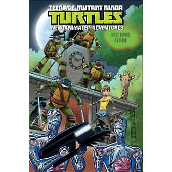 Teenage Mutant Ninja Turtles - Volume 4 - New Animated Adventures  by D