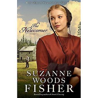 The Newcomer (Amish Beginnings) (Amish Beginnings Novel)