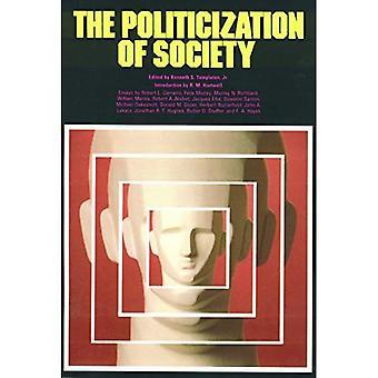De politisering van de samenleving