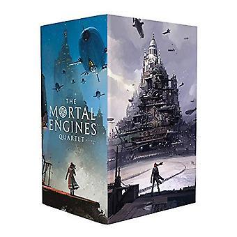 Macchine mortali (Ian McQue boxset x4) (Mortal motori Quartet)