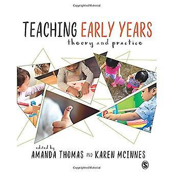 Premières années d'enseignement