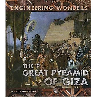 Den store pyramiden i Giza (Engineering underverker)