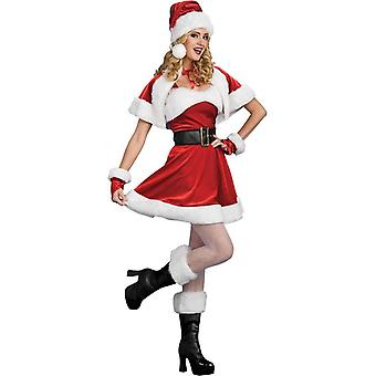 Sexy Santa Claus Adult Costume