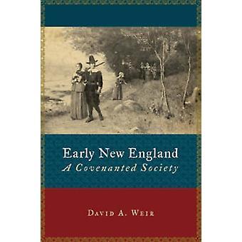 Nouvelle-Angleterre au début une société Alliance par Weir & A. David
