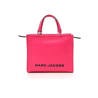 Marc Jacobs Fuchsia Leather Handbag