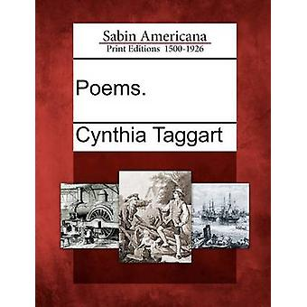 Poems. by Taggart & Cynthia