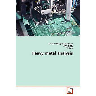 Heavy metal analyse av Suvarapu & Lakshmi Narayana