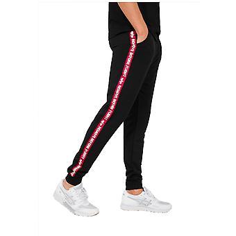 Альфа промышленности Мужские тренировочные брюки RBF лента Jogger