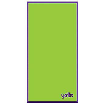 Yello strandlaken, groen
