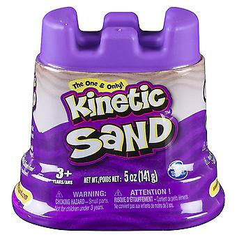 Kinetic Sand Single Container Purple Building Kit