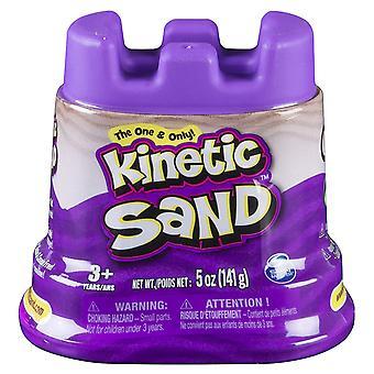 Kinetische Sand Single Purple Containergebäude Kit