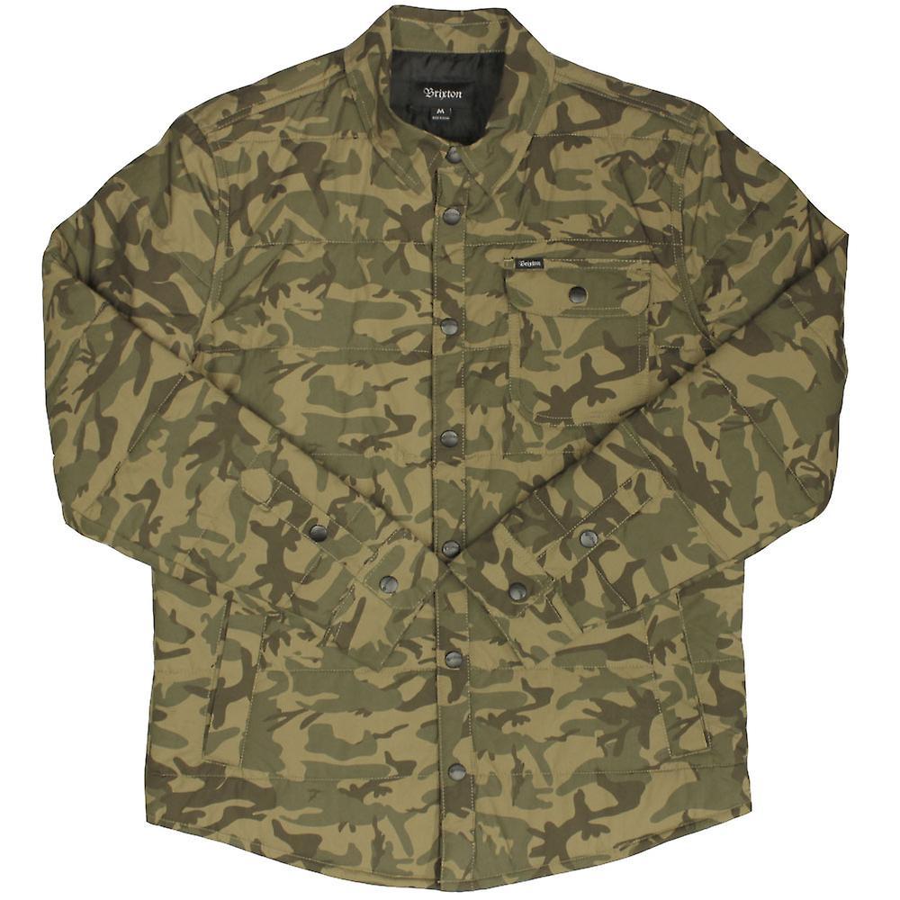 Brixton Cass jakke Camo