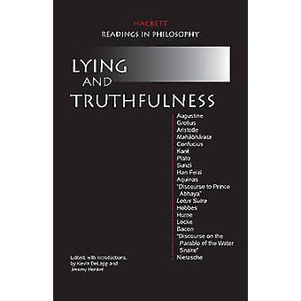 Lying and Truthfulness by Kevin DeLapp - 9781624664502 Book