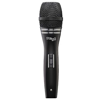 Stagg Professional Cardioid Dynamic Microphone (Model No. SDM90)