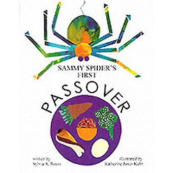 Sammy Spiders First Passover by Sylvia Rouss
