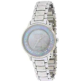 Citizen Eco-Drive Circle Of Time Ladies Watch EM0380-81N