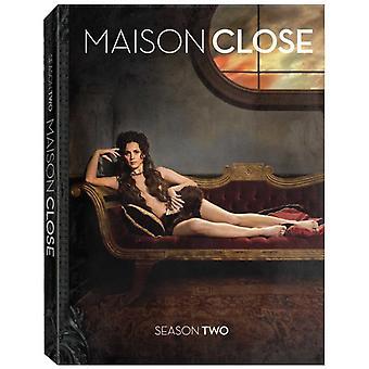 Maison Close: Season 2 [DVD] USA import