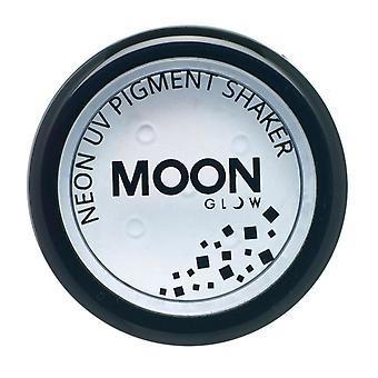 Moon Glow - Neon UV Pigment Shaker 5g - White