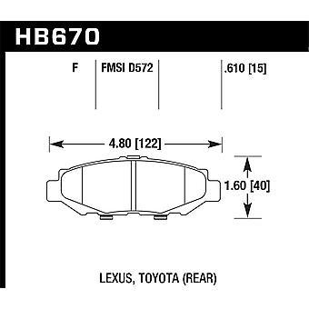 Hawk Performance HB670F.610 HPS