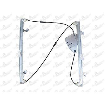 Front RH Electric Window Reg (W/omotor) for Mercedes CITAN Combi (415), 2012-