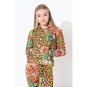 Hype Jungle 23 barn beskära hoodie