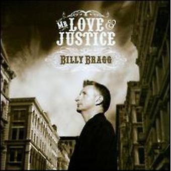 Billy Bragg - Mr. Love & Justice [Vinyl] USA import