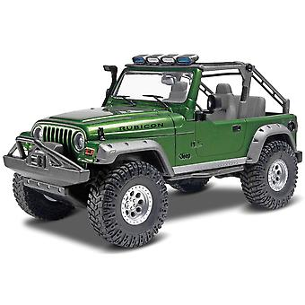 Plastic Model Kit Jeep Wrangler Rubicon 1:25 85 4053