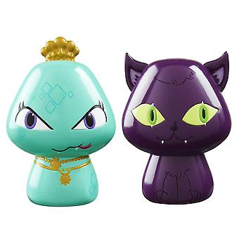 Monster High Monster Cross Crescent And Hissette Pets