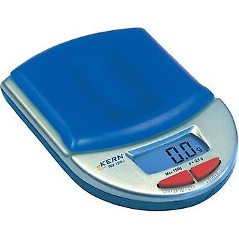 Pocket scales Kern TEE 150-1 Weight range 150 g Readability 0.1 g battery-powered