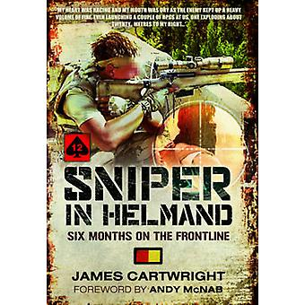 Sniper in Helmand by James Cartwright