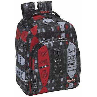 Safta Day Pack Adaptable Carro Blackfit8 Skate (Speelgoed , Schoolzone , Rugzakken)