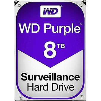 3.5 (8.9 cm) internal hard drive 8 TB Western Digital Purple™ Bulk WD80PUZX SATA III