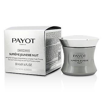 Payot Supreme Jeunesse Nuit Jugend verarbeiten komplexer - für reife Haut - 50ml / 1,6