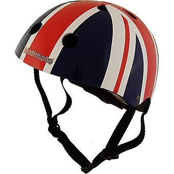 Kiddimoto helm - Union Jack