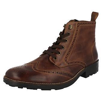 Mens Rieker Casual Boots 36041