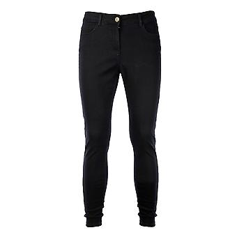 Rossa Classic Slim Fit Jean in schwarz