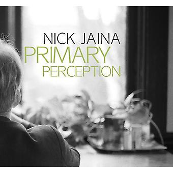 Nick Jaina - primære opfattelse [Vinyl] USA import