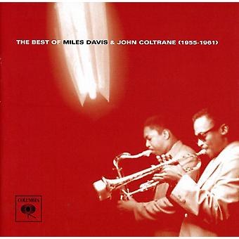 Davis/Coltrane - Best of Miles Davis & John Col [CD] USA Import
