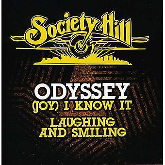 Odyssey - (Joy) ich weiß es / Laughing & Smiling [CD] USA import