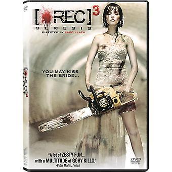 Rec 3 [DVD] USA import